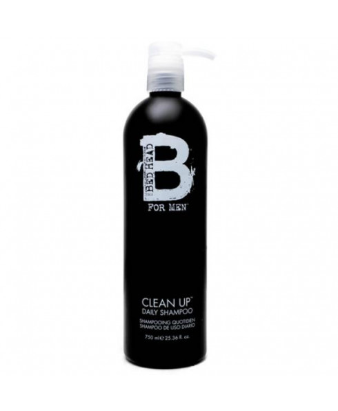 Tigi B for Men Clean Up Daily Shampoo - 750ml