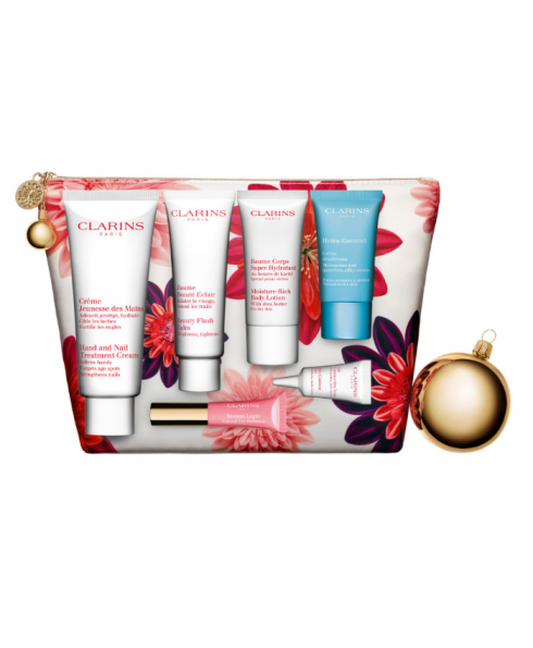 Clarins Week-End Treats Collection Gift Set