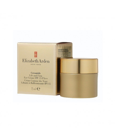Elizabeth Arden 15ml Ceramide Lift & Firm Eye Cream SPF15