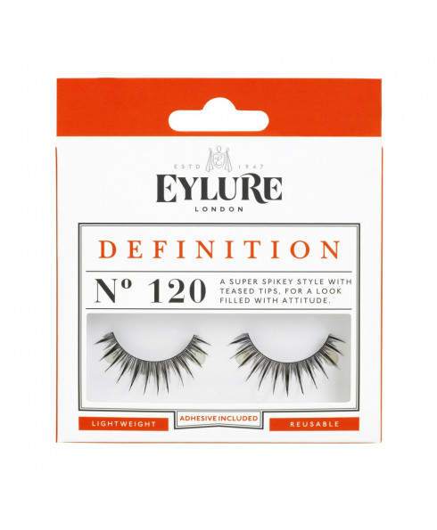 Eylure Definition False Eyelashes - No. 120