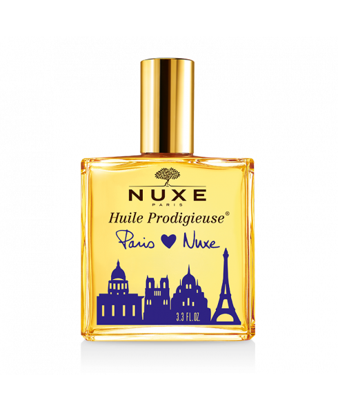 NUXE Dry Oil Huile Prodigieuse® Paris Limited Edition 100ml