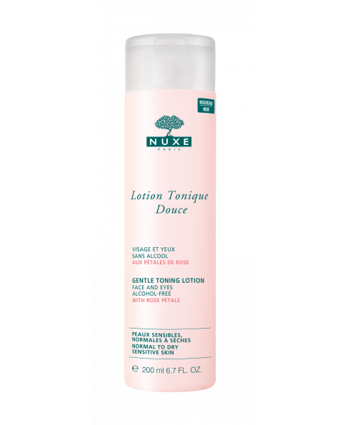 Nuxe Gentle Toning Lotion with Rose Petals - 200ml