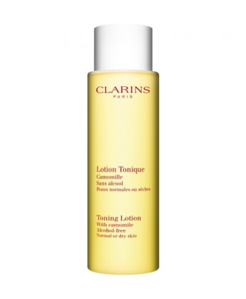 Clarins Toning Lotion with Camomile for Dry/Normal Skin - 200ml