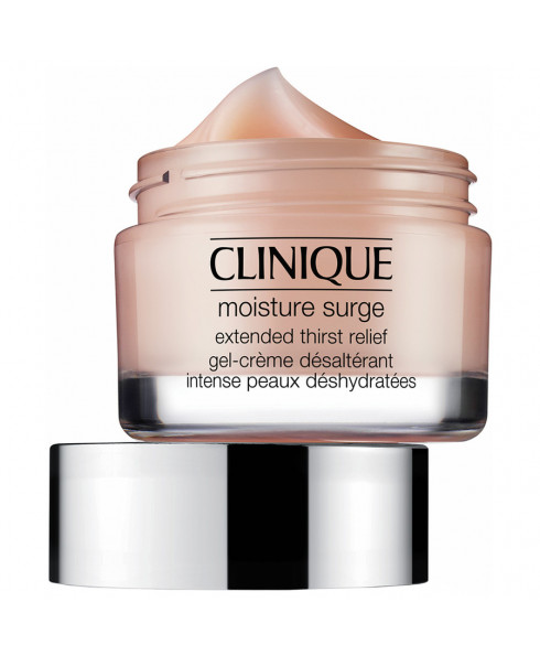 Clinique Moisture Surge Extended Thirst Relief Gel-Creme for All Skin Types - 50ml