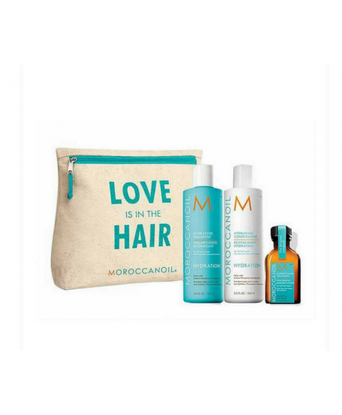 Moroccan Oil 'Love is in the Hair' Collection Hydrating Gift Set