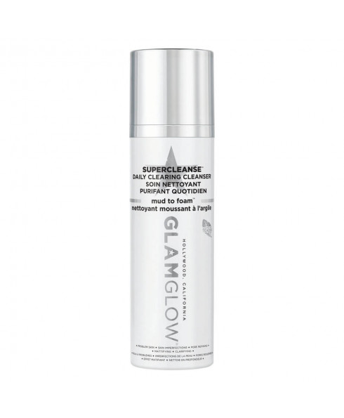 GlamGlow - SuperCleanse™ Daily Clearing Cleanser (150g)