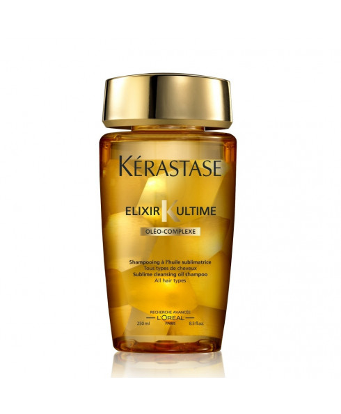 Kérastase Elixir Ultime Sublime Cleansing Oil Shampoo - 250ml