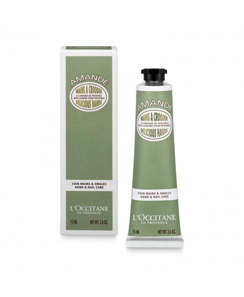 L'Occitane 3253581474983 - Almond Delicious Hands (75ml)