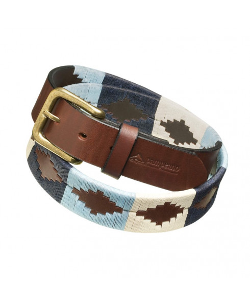 Pampeano Polo Belt  'Sereno'