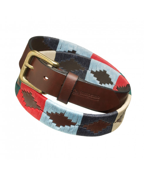 Pampeano Polo Belt  'Multi'