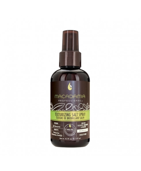 Macadamia Professional Texturizing Salt Spray - 125ml
