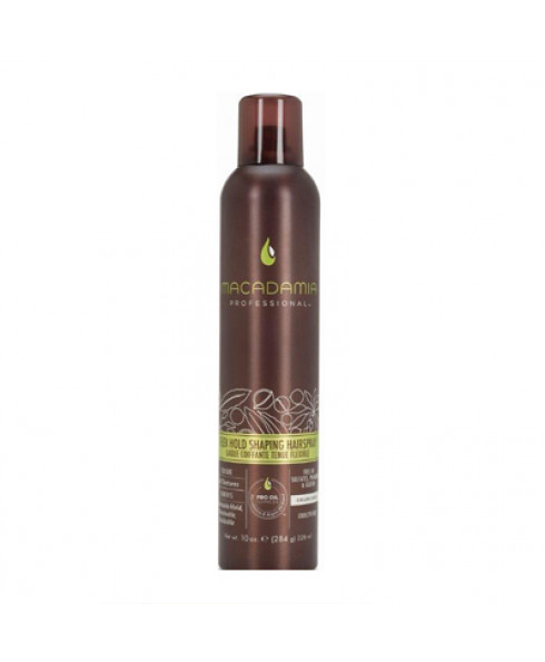Macadamia Professional Flex Hold Shaping Hairspray - 328ml