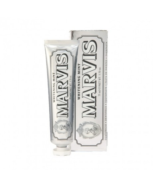 Marvis Whitening Mint Toothpaste - 75ml