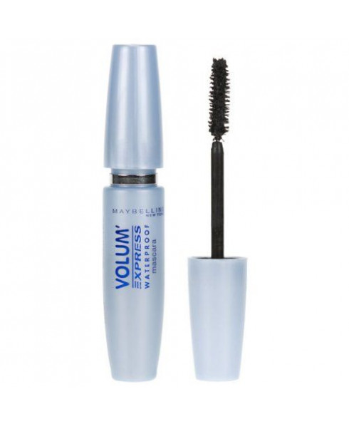 Maybelline Volum' Express Waterproof Mascara - Black - 8.5ml