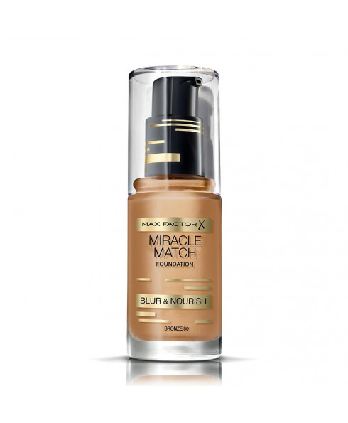 Max Factor - Miracle Match Sand 60 Foundation (30ml)