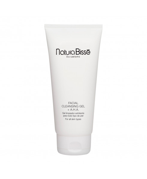 Natura Bissé Facial Cleansing Gel with AHA - 200ml