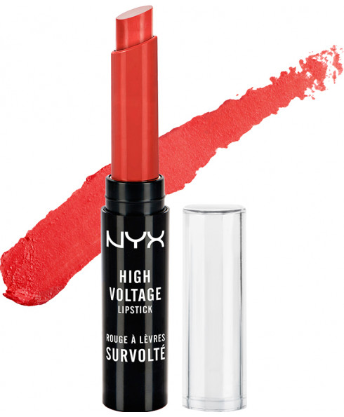 NYX High Voltage Lipstick - Rockstar