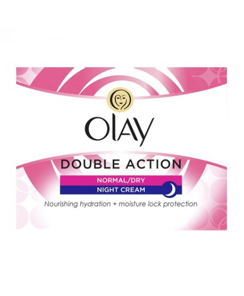 Olay 'Double Action' Night Cream for Normal/Dry Skin - 50ml