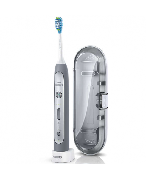 Philips Sonicare FlexCare HX9111/21 Sonic Electric Toothbrush - Platinum