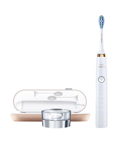 Philips HX9391/92 -Sonicare Diamondclean Toothbrush (Rose Gold Edition)