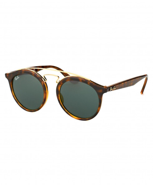 Ray-Ban Gatsby Sunglasses with Dark Lenses - Tortoise Shell
