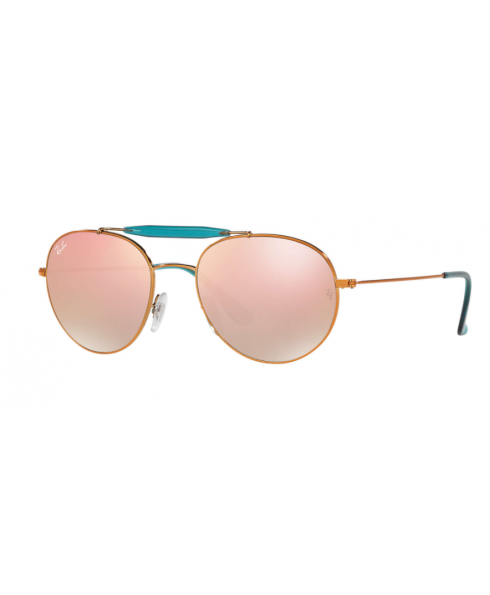 Ray-Ban Blue Bridge Aviator Sunglasses