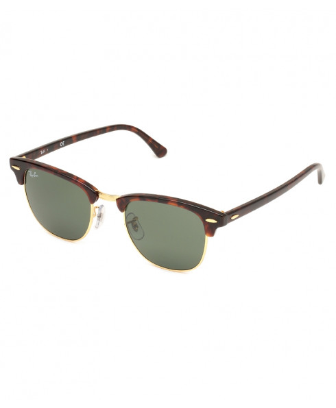 Ray-Ban Clubmaster Sunglasses - Brown