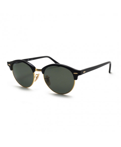 Ray-Ban Clubround Classic - Black