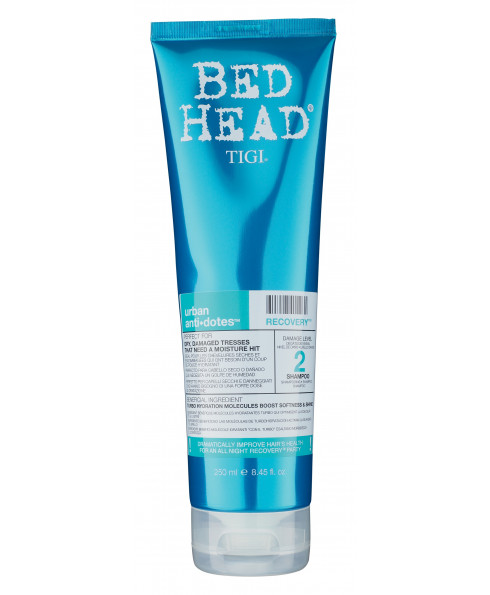 Tigi Bed Head Urban Antidotes Recovery Shampoo - 250ml