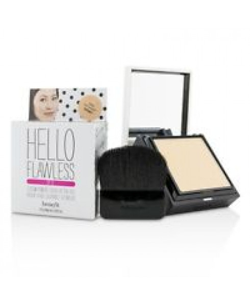 "Benefit ""Hello flawless!"" Custom powder cover-up with SPF 15 - Honey"