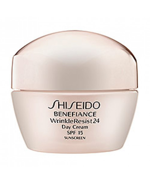 Shiseido Benefiance WrinkleResist24 Day Cream SPF15 - 50ml