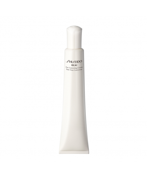 Shiseido Ibuki Eye Correcting Cream - 15ml