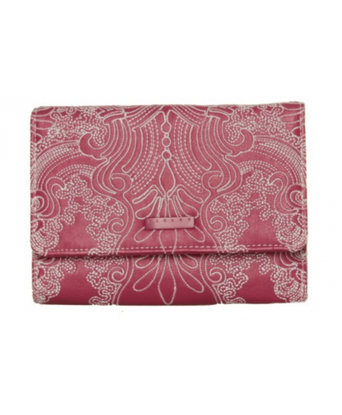Pink Medium Sisley Wallet
