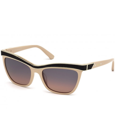 Swarovski Women Sunglasses - Nude/Black