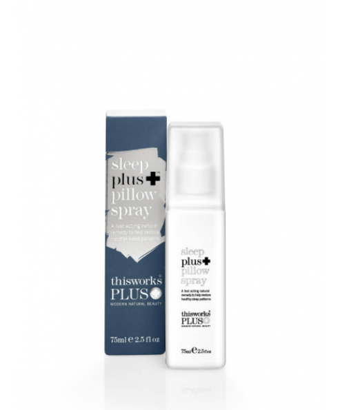 This Works 'Sleep Plus' Pillow Spray in 75ml
