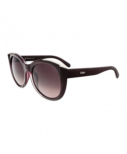 Chloe CE660S 603 - 'Dallia' Sunglasses - Plum