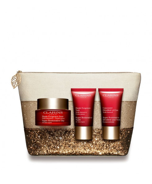 Clarins Super Restorative Skin Gift Collection