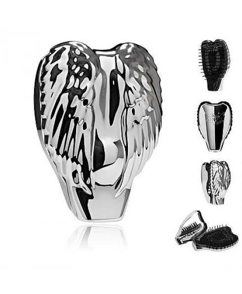 Tangle Angel Professional Tangle Angel Pro Compact Hairbrush - Titanium