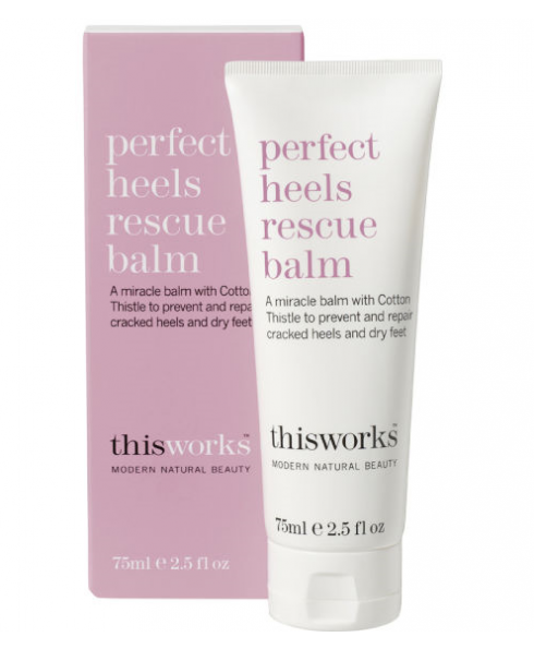 This Works 'Perfect Heels' Rescue Balm in 75ml