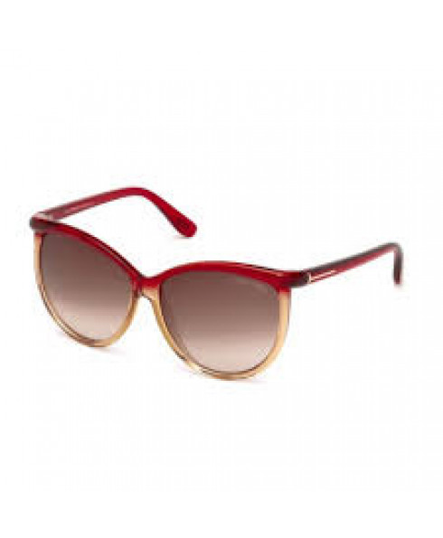 Tom Ford 'Josephine' Sunglasses in Red