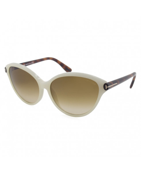 Tom Ford 'Priscilla' Sunglasses - Ivory