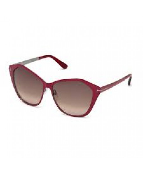 Tom Ford 'Lena' Sunglasses  in Pink