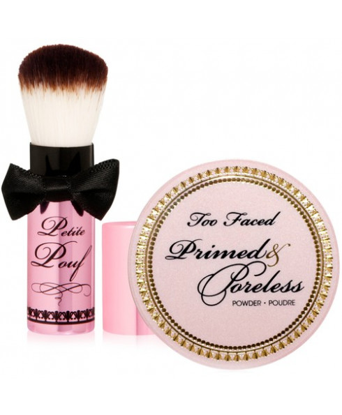 Too Faced 'Primed, Poreless and Perfected' To Go Kit
