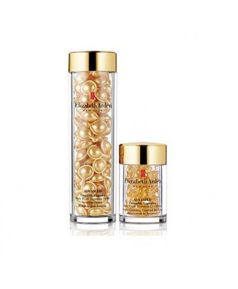 Elizabeth Arden New Advanced Ceramide Capsules Daily Youth Restoring Capsules Face and Eye Bundles