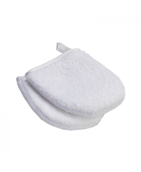 Sarah Chapman Professional Cleansing Mitts - 4 pack