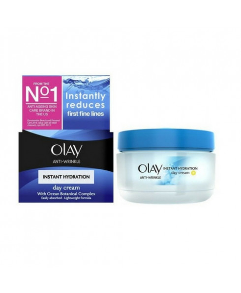 Olay Anti Wrinkle Instant Hydration Day Cream - 50ml