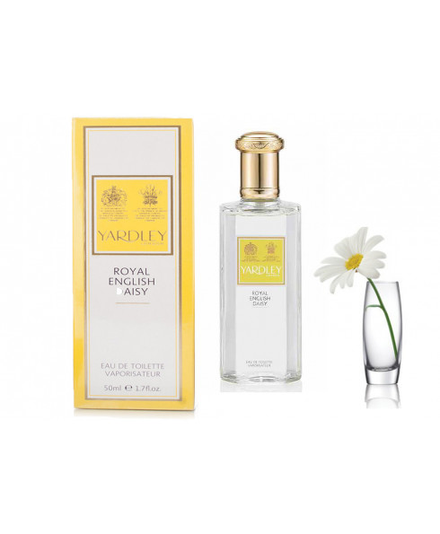 Yardley Royal English Daisy EDT 125ML