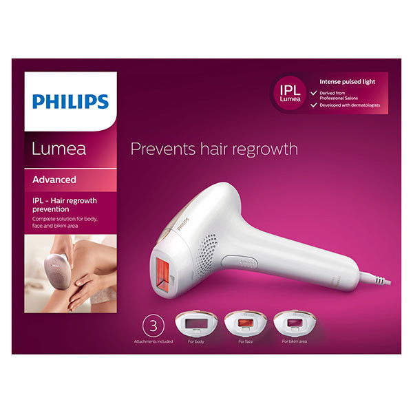 philips lumea face review