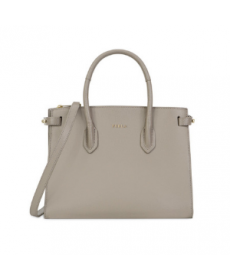 Furla Pin Tote S East/West in Sabbia