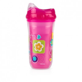 Nuby - Insulated Cool Sipper Pink (270ml)